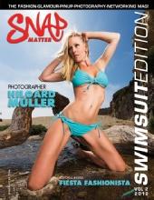 Snap Matter Magazine - Cover Girl:  Kristine Kendra