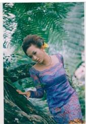 Wulan MS - Blue Java