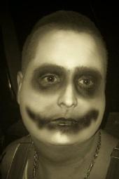 Burt Campbell - Me;Halloween 2010