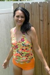 Nikki Savage - Bikini