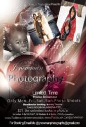 J.Newman Photography - flyer