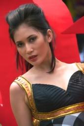 zakton (Anton Hassan) - Model at Photomarathon 2011, Jakarta