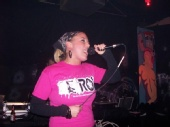 Sean Smith - Detroit's FEMALE Eminem modeling my T