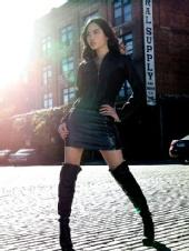 Rebecca - Rebecca Huang Model