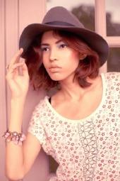 Nicolette Sara - Etrican shoot. Photographer : Gladys Ng