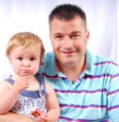 matt sard - Matt and my daughter