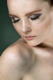 Chloe Winter - beauty photoshoot