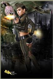SGH PhotoArt - Amber1