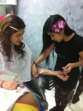 Shannai Romero - special effects make up