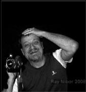 Ray Nibor - Self Portrait