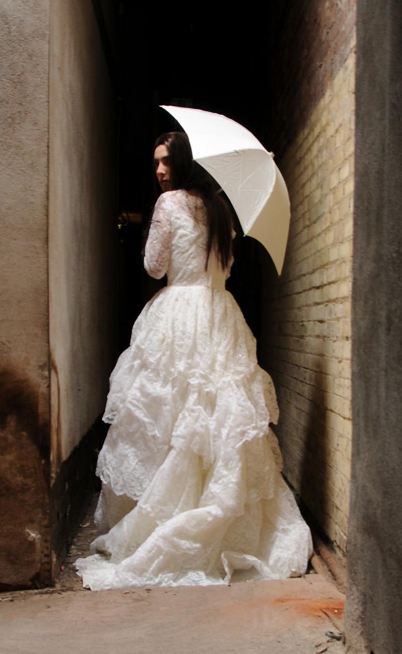 Backstreet Photography - Tara ~ dark tunnel of life