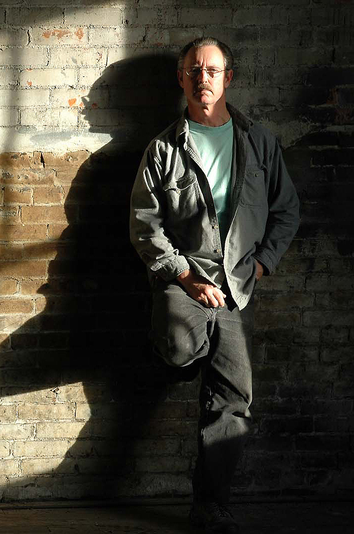 Backstreet Photography - self portrait ~ lighting test