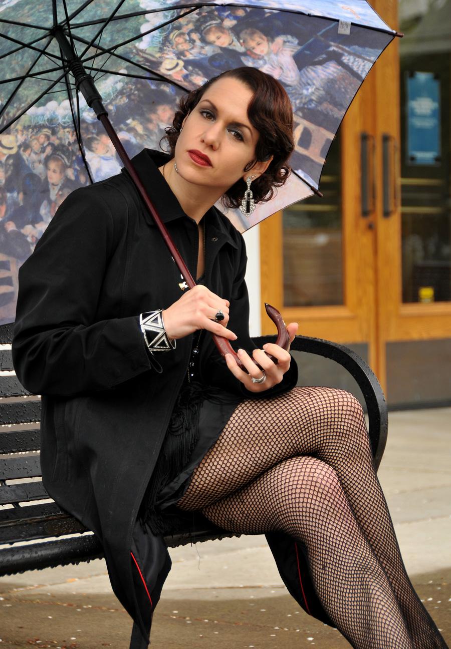 Backstreet Photography - Laura / rainy day shoot