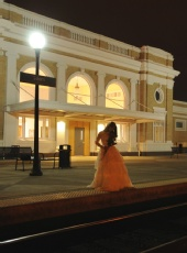 Backstreet Photography - Hanna ~ Amtrak Station