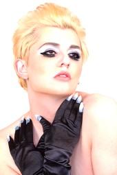 C.J. Ramser - Androgyny  - Men's Beauty - Teaser - February 2012