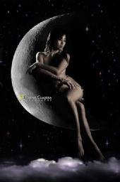Kajjo Cuadera - Selene Goddess of Moon & Stars