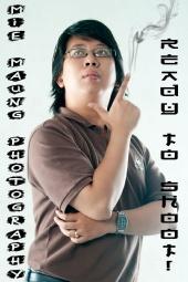 Mie Maung - Self-portrait of me