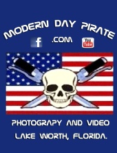 Modern Day Pirate Photography