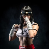 Photone Photography - Muay Thai