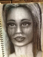 Stephen Hereford - Fictional Woman Sketch 1
