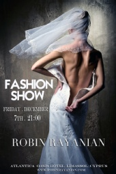 Robin Rayanian  - BRIDAL FASHION SHOW