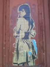 Idle hands inc - graffiti