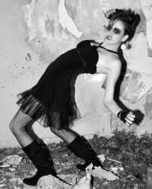 Erica Allen - Gothic Theme