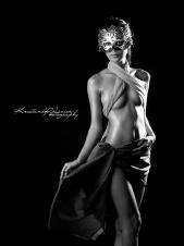 Saklar Korslet - Black Mask