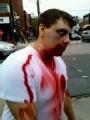 Jordan - Me as a zombie