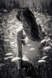 Aneta the model