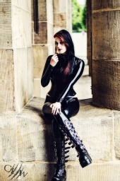 Dark Kittn - Dark Kittn in latex