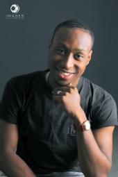 Victor-Bryan Nwala - model look